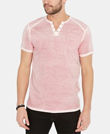 Buffalo David Bitton Men's Kurox Henley T-Shirt