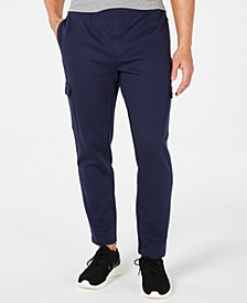 Men's Cargo Sweatpants, Created for Macy's