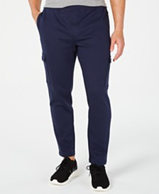 ID Ideology Men's Cargo Sweatpants, Created for Macy's