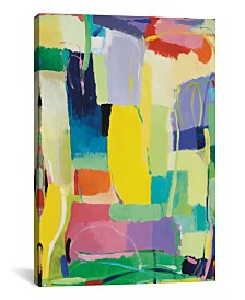 "iCanvas ""Urban Essay Xv"" By Kim Parker Gallery-Wrapped Canvas Print - 18"" x 12"" x 0.75"""