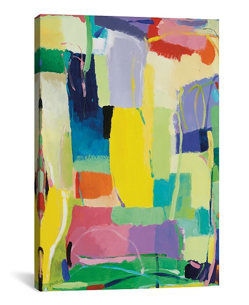 "iCanvas ""Urban Essay Xv"" By Kim Parker Gallery-Wrapped Canvas Print - 60"" x 40"" x 1.5"""