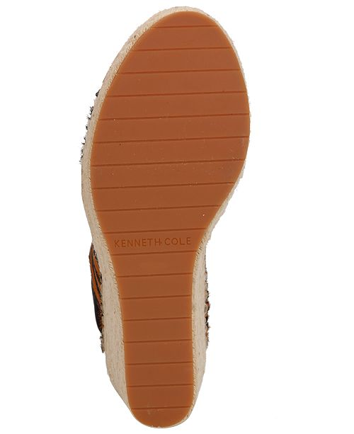 f56d3fbad52 Kenneth Cole New York Women s Olivia Simple Wedge Sandals   Reviews ...