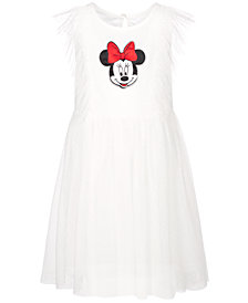 Disney Toddler Girls Clip Dot Minnie Mouse Dress, Created for Macy's