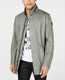 A|X Armani Exchange Men's Caban Coat