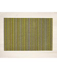"Chilewich Skinny Stripe ShagUtility -24"" x 36"""