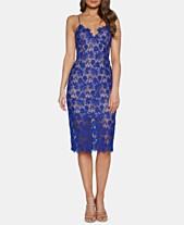 3ae4dd567f3d Bardot Sleeveless Lace Sheath Dress
