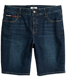 Tommy Hilfiger Adaptive Women's  Slimming Bermuda Shorts with Magnetic Closure