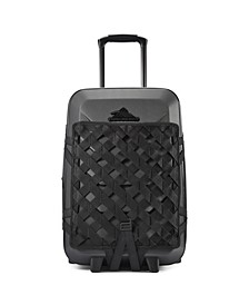 """Outdoor Travel Collection 22"""" Hardside Upright Luggage"""