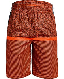 Under Armour Big Boys Baseline Shorts