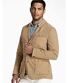 Men's Ace Garment Dyed Blazer