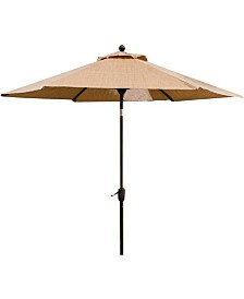 "Table Umbrella for the Monaco Outdoor Dining Collection - 108"" x 104"" x 12.13"""