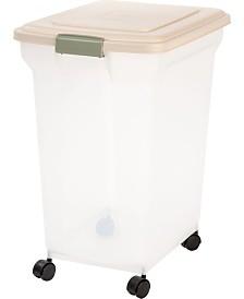 67 Quart Airtight Pet Food Container