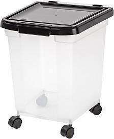 32.5 Quart Airtight Pet Food Container