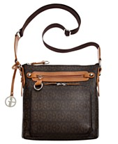 Giani Bernini Block Signature Crossbody Created For Macy S
