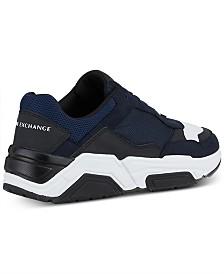 Armani Jeans Men's Dad Sneakers