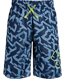 Under Armour Big Boys Renegade Shorts
