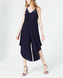 MSK Petite Piped Jumpsuit