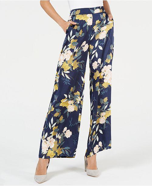 Lucy Paris Celine Floral Pants