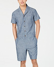 Men's Utility Worksuit, Created for Macy's