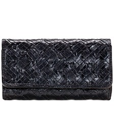 Patricia Nash Braided Stitch Terresa Wallet