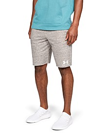 "Men's UA Sportstyle Terry 10.5"" Shorts"