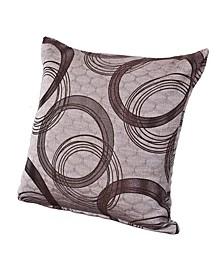 "Brandon 26"" Designer Euro Throw Pillow"