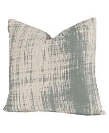 "Siscovers Vintage Wear 26"" Designer Euro Throw Pillow"