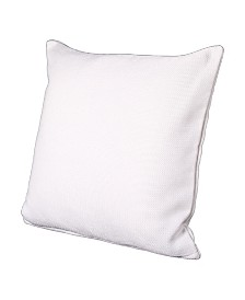 """Siscovers Harbour Shell 20"""" Designer Throw Pillow"""