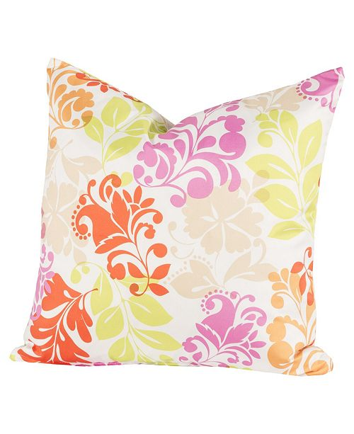 "Siscovers Spring Forward 16"" Designer Throw Pillow"