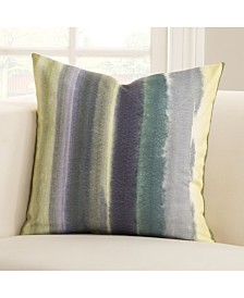"Siscovers Savannah Plum 26"" Designer Euro Throw Pillow"
