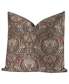 "Siscovers Raj 26"" Designer Euro Throw Pillow"
