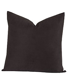 "Crayola Black 16"" Designer Throw Pillow"