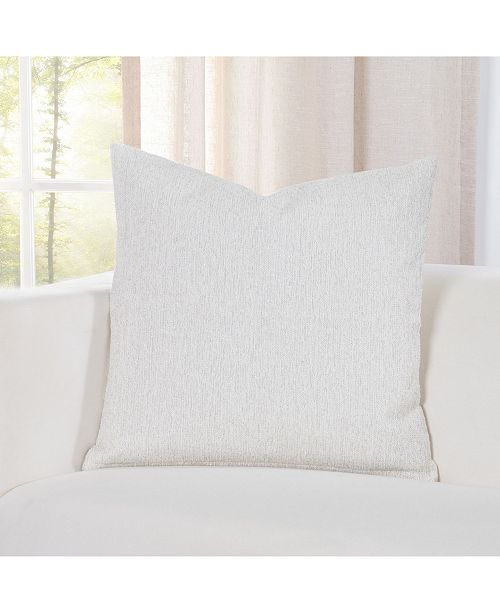 "PoloGear Porcelain 16"" Designer Throw Pillow"