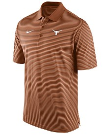 Nike Men's Texas Longhorns Stadium Stripe Polo