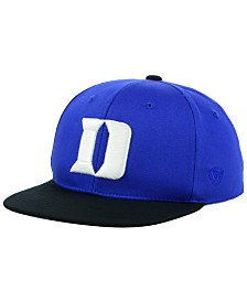 Top of the World Big Boys Duke Blue Devils Maverick Snapback Cap