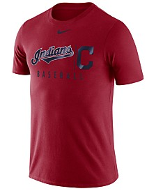 Nike Men's Cleveland Indians Dri-FIT Practice T-Shirt