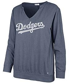 Women's Los Angeles Dodgers Gamma Long Sleeve T-Shirt