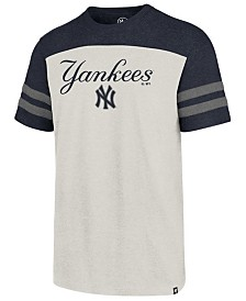 '47 Brand Men's New York Yankees Club Endgame T-Shirt