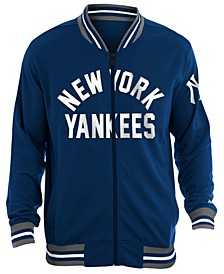 Men's New York Yankees Lineup Track Jacket