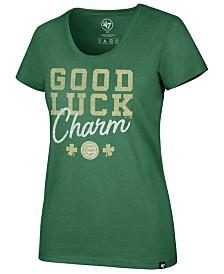 '47 Brand Women's Chicago Cubs Good Luck Charm T-Shirt