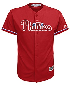 Big Boys Philadelphia Phillies Blank Replica Jersey