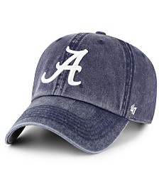 '47 Brand Alabama Crimson Tide Denim Drift Cap