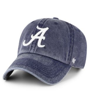 Image of '47 Brand Alabama Crimson Tide Denim Drift Cap
