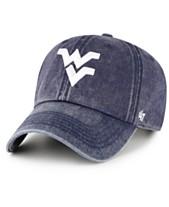 21a9638bb59  47 Brand West Virginia Mountaineers Denim Drift Cap