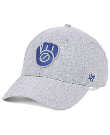 '47 Brand Milwaukee Brewers Flecked MVP Cap