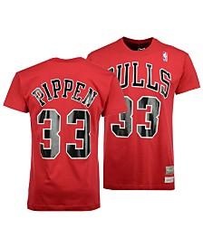 Mitchell & Ness Big Boys Scottie Pippen Chicago Bulls Hardwood Classic Player T-Shirt