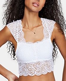 Chase Me Lace Pullover Brami