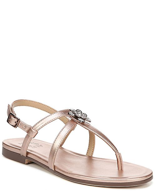 cf3ca97e197 Naturalizer Tilly Thong Sandals   Reviews - Ladies Shoes - SLP - Macy s