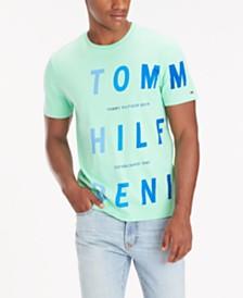 Tommy Hilfiger Denim Men's Nickerson Logo Graphic T-Shirt