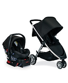 Britax B-Lively And B-Safe 35 Travel System